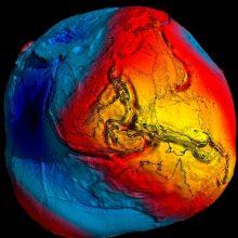 gravedad de la tierra