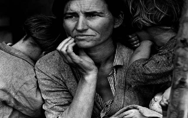 7 Famosas fotos y sus historias