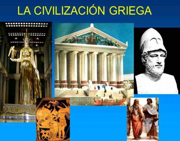 Cómo Vivian y cómo era la civilización griega