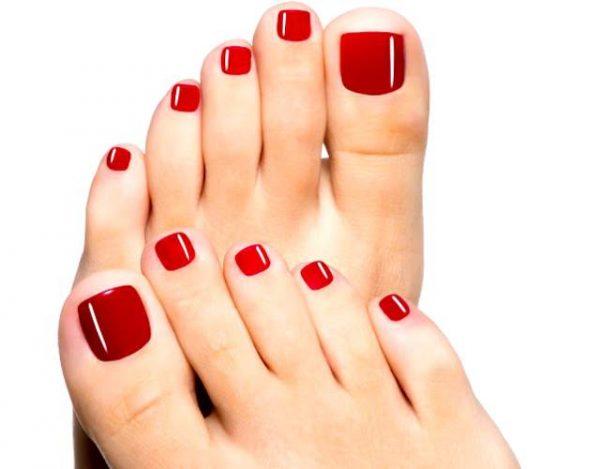 Cómo son tus dedos del pie