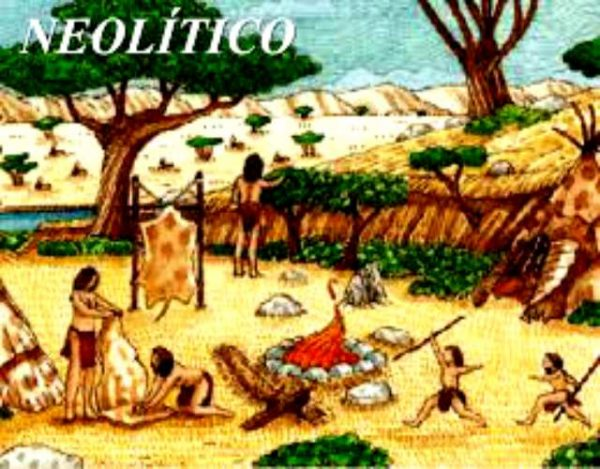 Cómo vivian en el neolítico