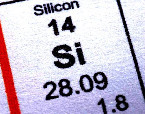 Características del Silicio