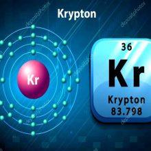 Caracteristicas del criptón o kriptón