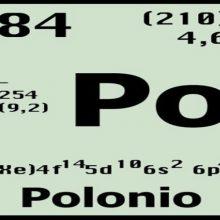 Caracteristicas del polonio