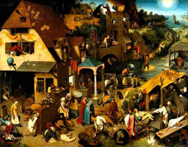 Grandes pinturas y sus misterios