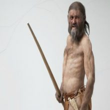 Hombre de Hielo Ötzi