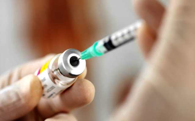 Inyección de oxígeno
