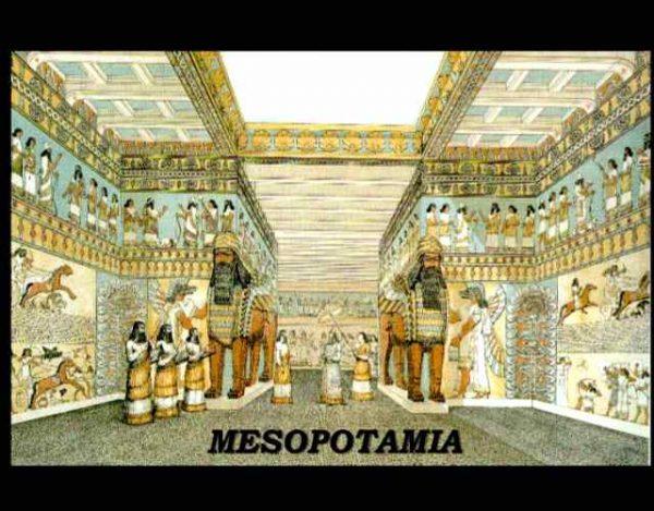Cultura Mesopotamia