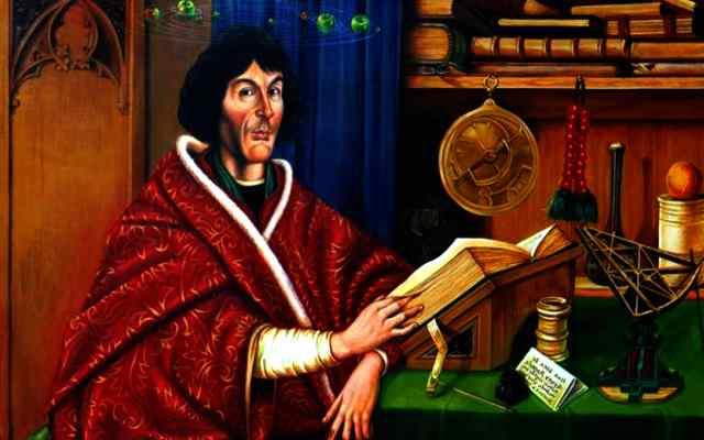 Nicolás Copérnico, el reconocido astrónomo