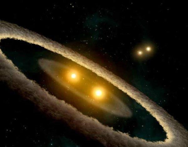 Qué es un sistema binario Lo es nuestro universo
