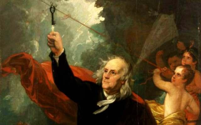 Quién es el inventor de la luz