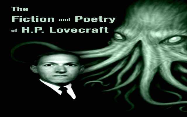 Quién fue H.P. Lovecraft