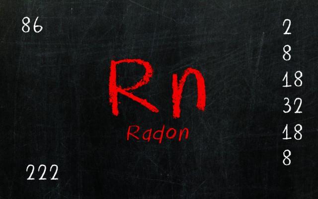 caracteristicas del radon