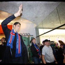 el hombre más alto del mundo