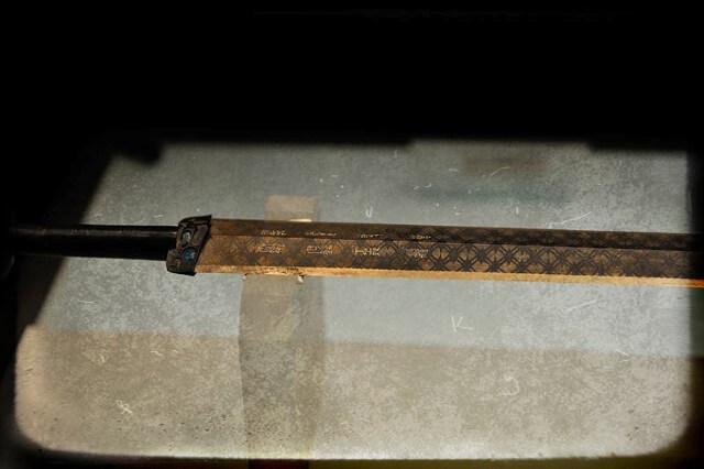 la espada china más antigua