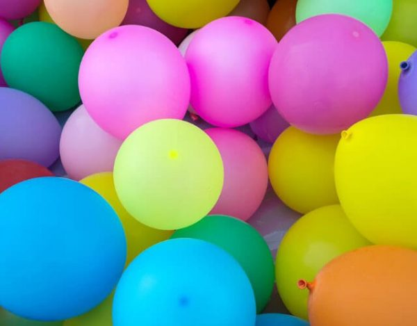 experimentos con un globo