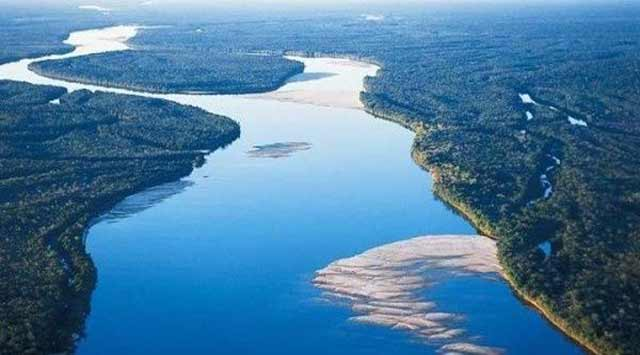 ríos más largos del mundo