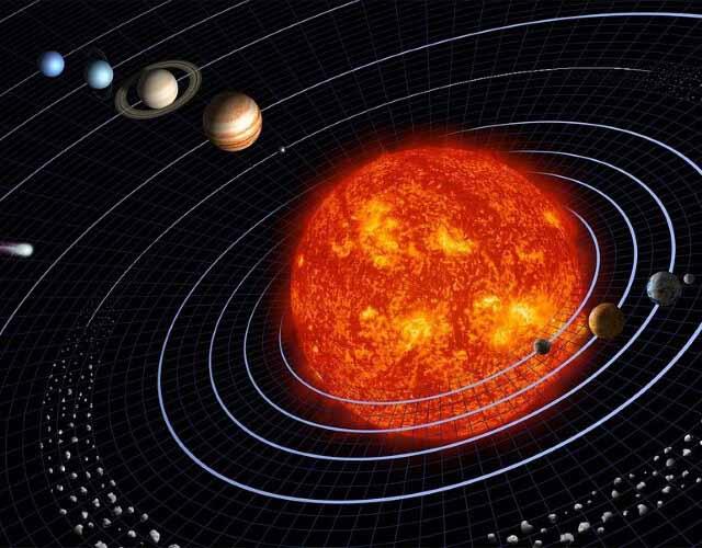 nombres a los planetas