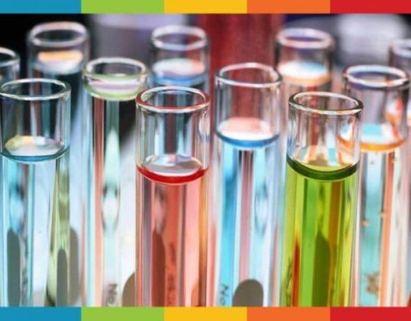 reacciones químicas interesantes