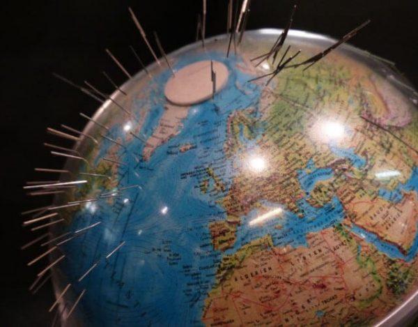 los polos de la Tierra