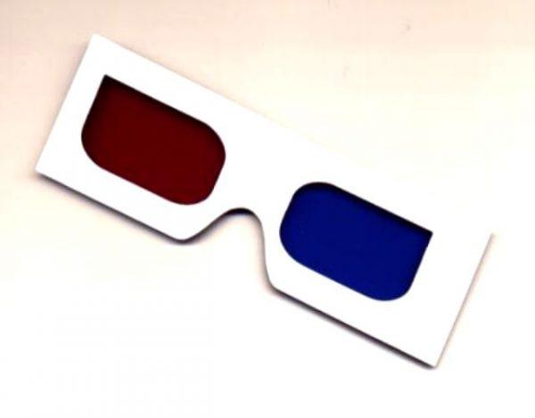 Cómo hacer tus gafas 3d en casa