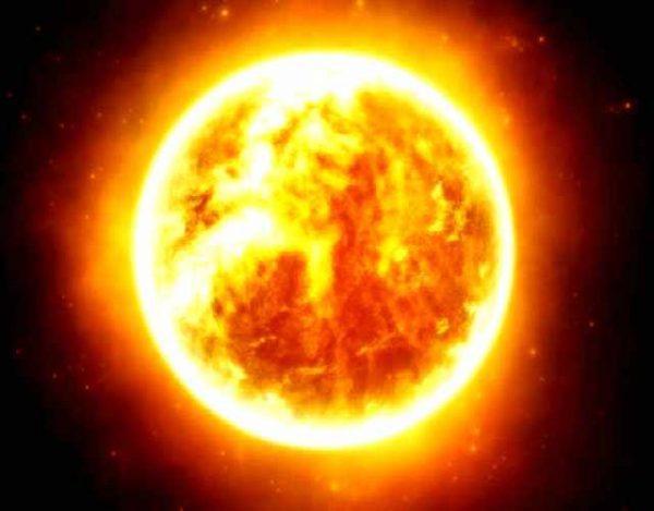 Cómo se mueve el sol