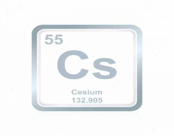 Características del Cesio