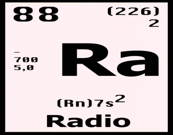Características del Radio