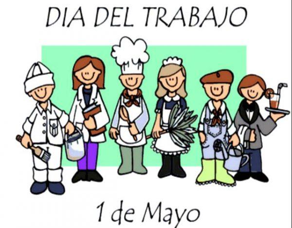 Celebra el 1 de mayo día del trabajador