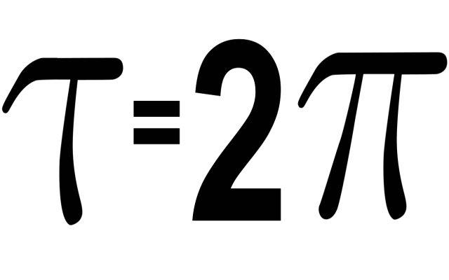 ¿Cuánto vale pi? ¿Conoces Tau?