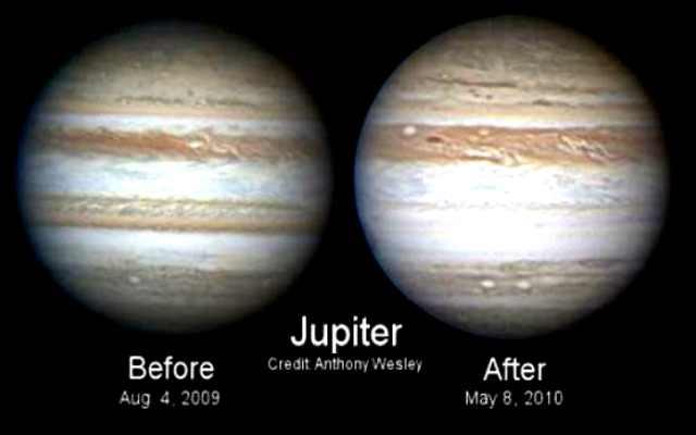 Curiosidades sobre el planeta de Júpiter