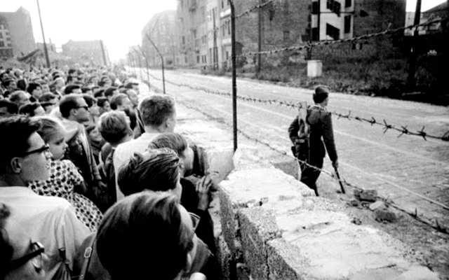 Datos interesantes sobre el muro de Berlín