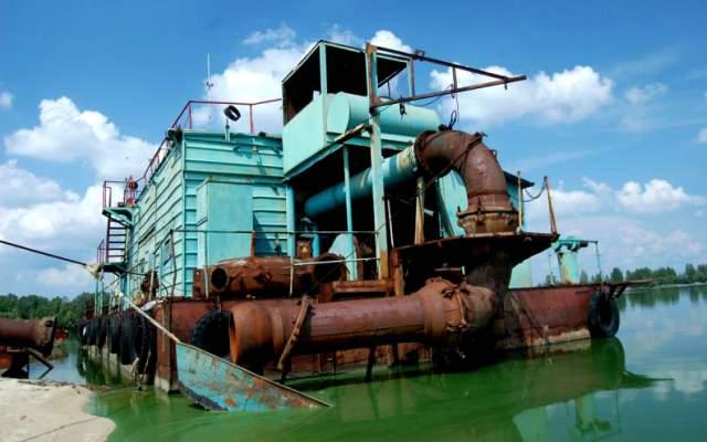 El lugar más contaminado, Lago Karachai