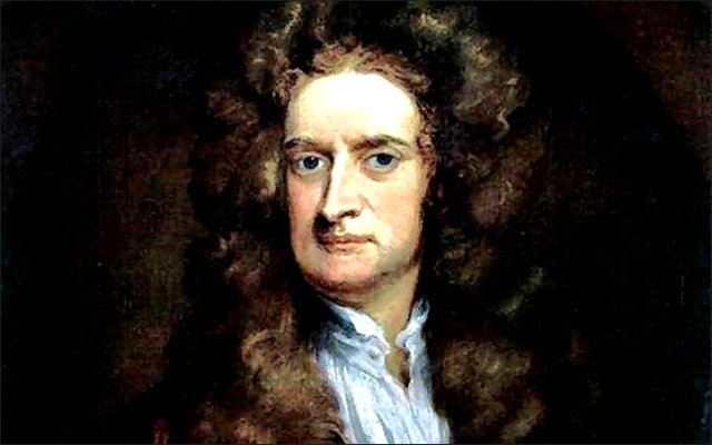 Los 5 pecados de Isaac Newton antes de los 20