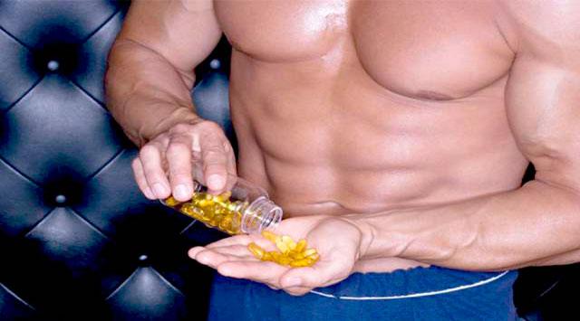 Los efectos de los esteroides anabólicos