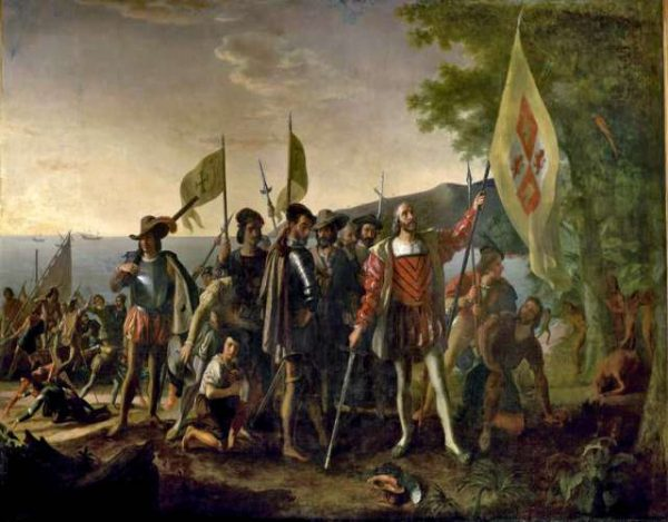 Resumen del descubrimiento de américa