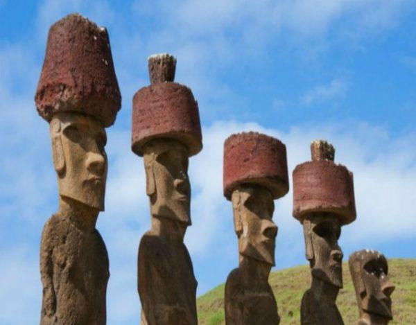 teorías sobre la isla de pascua