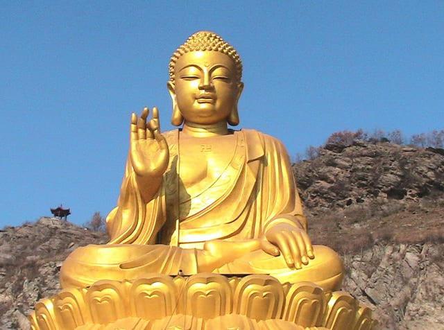 Qué Significa La Estatua De Buda