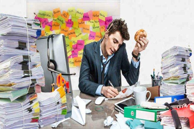 si eres desordenado puede que seas creativo