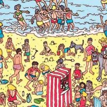 buscando a wally