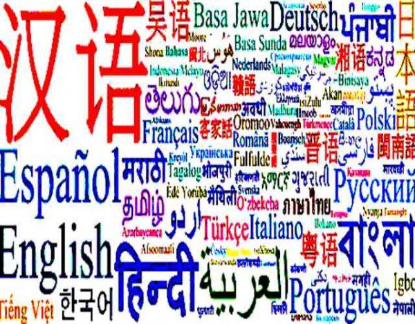 idiomas más hablados