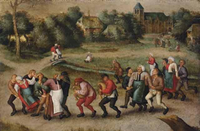 baile de San Vito
