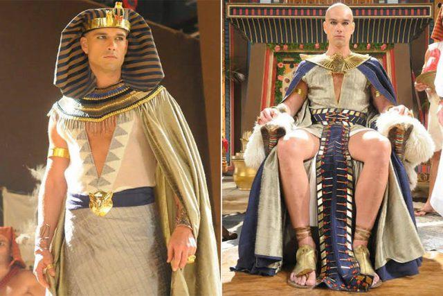 plagas de egipto