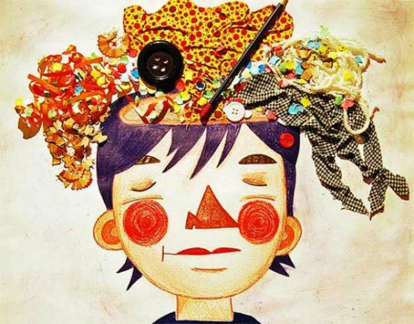 si eres desordenado, puede que seas creativo