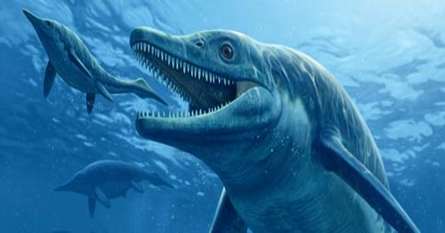 Monstruos marinos de la prehistoria