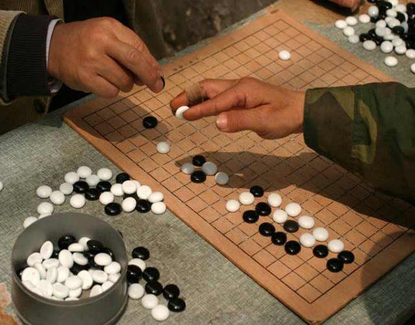 juego chino Go
