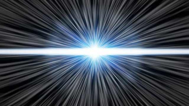 velocidad luz