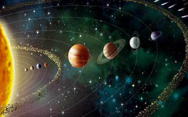 Cómo suena el espacio exterior