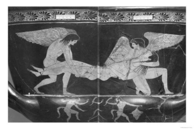 Dioses griegos más crueles