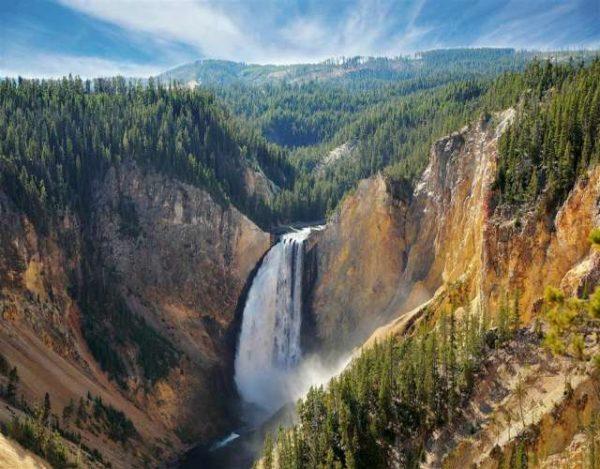 7 datos sorprendentes sobre Yellowstone